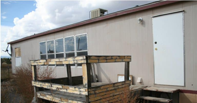 Is remodeling a mobile home worth it?